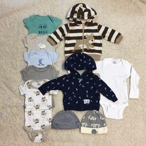 Other - Newborn boy clothes